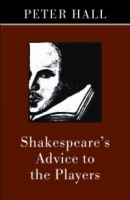 Shakespeare's Advice to the Players артикул 13938b.