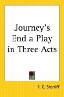 Journey's End A Play In Three Acts артикул 13946b.