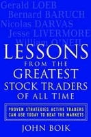 Lessons from the Greatest Stock Traders of All Time артикул 13847b.