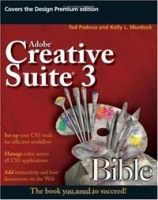 Adobe Creative Suite 3 Bible артикул 13852b.