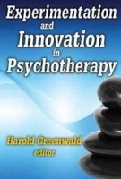 Experimentation and Innovation in Psychotherapy артикул 13958b.